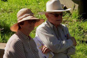 Liz and Bevan Radel, Taroom