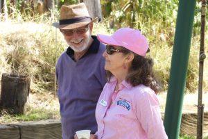Pat and Dierdre Nicholls