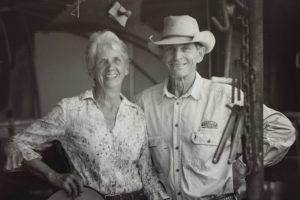 Vale Burnett Joyce 1947~2021 | Gyranda Santa Gertrudis