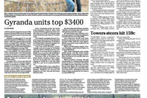 Gyranda units top $3400 | Gyranda Santa Gertrudis
