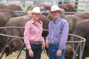 Bulk Buyers from Alice Springs Anna & Stuart Weir - Sandover Pastoral Co.